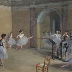 2016 - Degas at the NGV - 3