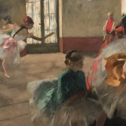 2016 - Degas at the NGV - 6