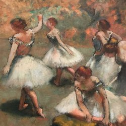 2016 - Degas at the NGV - 7