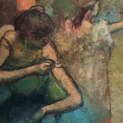 2016 - Degas at the NGV - 12