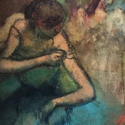 2016 - Degas at the NGV - 13