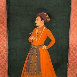 Indian Miniature Paintings 08