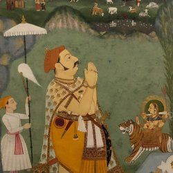Indian Miniature Paintings 14