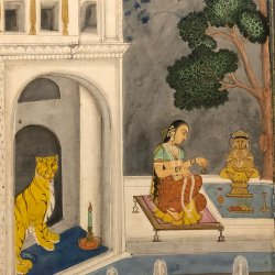Indian Miniature Paintings 23