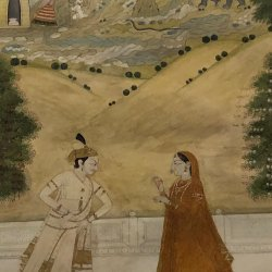 Indian Miniature Paintings 25